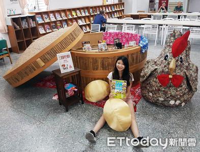巨型蒸籠書香宴 認識三重布文化