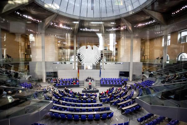 ▲▼德國聯邦議院(德國國會)。(圖/達志影像/美聯社)