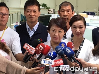 郭台銘退選 盧秀燕:相信國民黨有智慧處理
