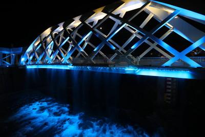 光雕橋、幾米月亮!碧潭「3新景點」
