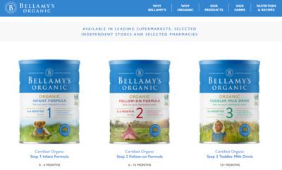 蒙牛300億收購澳洲網紅奶粉