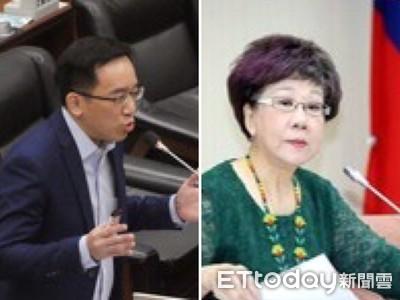 陳致中喊話呂秀蓮:綠營無分裂本錢
