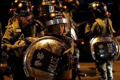 港警協會首次警告 「可用實彈反制示威者」