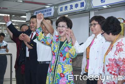 呂秀蓮選總統 陳水扁:能讓蔡英文落選