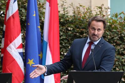 被強生放鳥 盧森堡總理批:脫歐是惡夢
