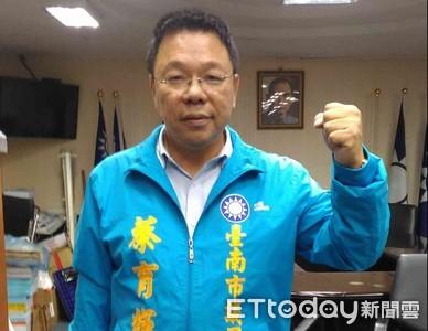 台南藍軍請郭董重回國民黨
