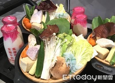 花見川76元吃鍋、白飯冰沙無限量
