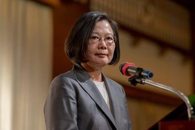 蔡英文論文遭疑造假 LSE台灣校友會:勿扭曲事實