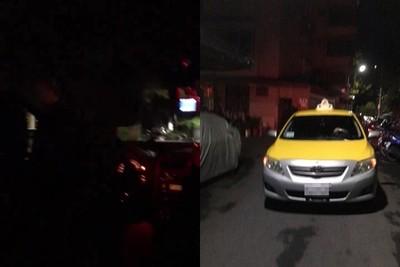 搭小黃車資狂飆2倍 她錄影蒐證手機被搶