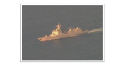 解放軍驅逐艦入印度洋 印度P-8I全跟拍
