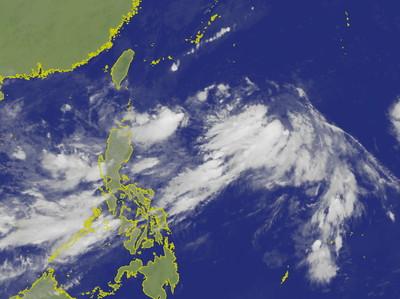 塔巴颱風不排除生成模擬路徑曝!周四起「帶5天雨」