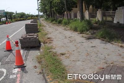 台東馬亨亨大道20年未修 斥資億元修繕