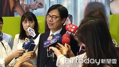 韓國瑜槓外交部嗆「卡韓」 陳其邁:行政中立行之有年
