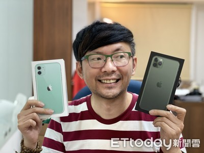 3C達人開箱iPhone 11 & iPhone 11 Pro Max大公開