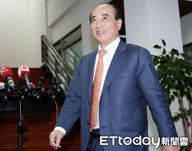 王金平告別44年立法院 最後演說從陳同佳談起