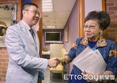 管碧玲批「民進黨沒有對不起妳」 呂秀蓮反擊