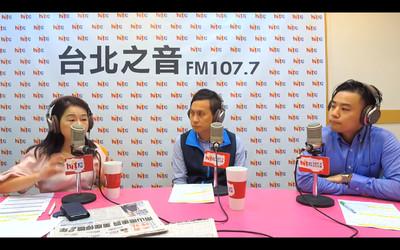 林家興:郭台銘不可能接受親民黨徵召