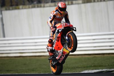 MotoGP/Marquez奪聖馬利諾冠軍