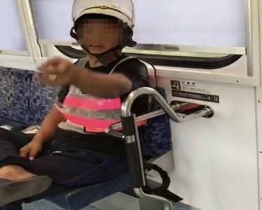 台鐵列車長10至12月配戴「防身噴霧」