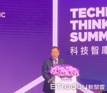 台灣半導體走向下一個60年 台積電董座劉德音提出4大方向