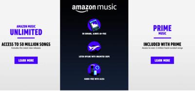 亞馬遜推「Ultra HD」搶佔串流音樂市場