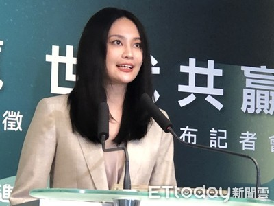 林昶佐讚賴品妤:反對國共勢力最適合人選