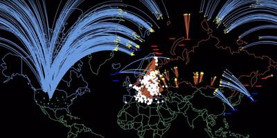 美俄若爆核戰 45分鐘死3400萬人