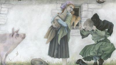 救母豬差點失去兒子!5個令人傻眼的英國童話 亞瑟王其實超沒用