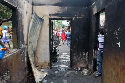 賴比瑞亞校園傳惡火!至少28死
