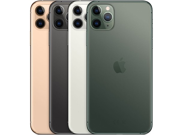 iPhone 11 Pro、iPhone 11 Pro MAX(圖/friDay購物提供)