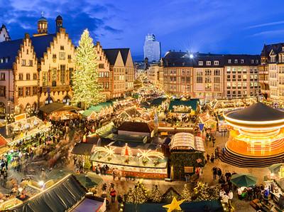 濃濃歡樂氣氛盡在歐洲聖誕市集!