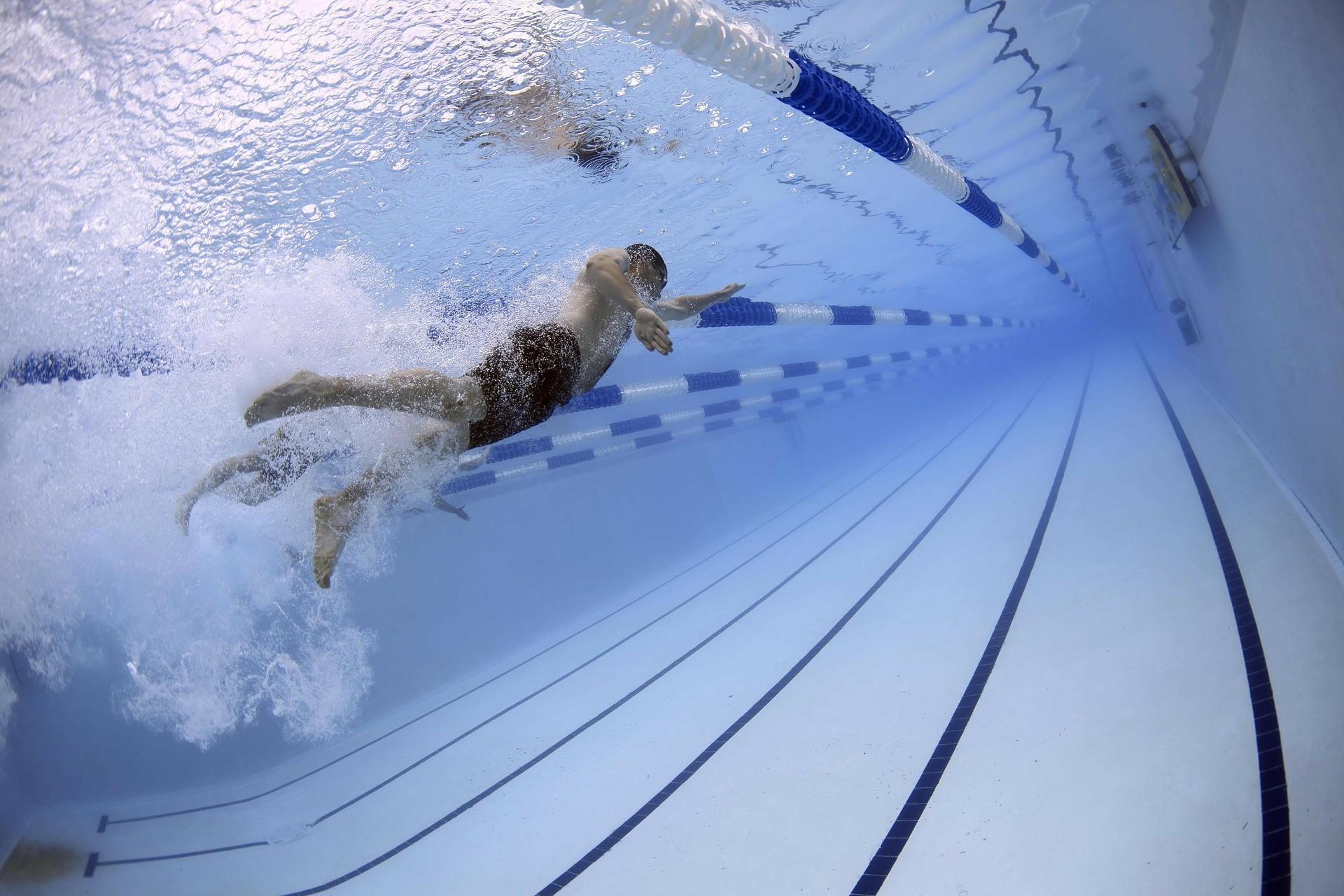 ▲游泳,游泳池。(圖/取自免費圖庫Pixabay)