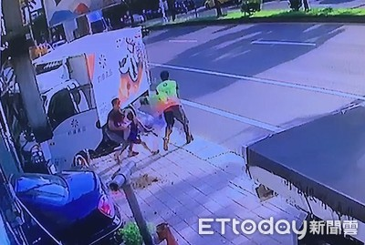 貨車連撞1死4傷駕駛救弟畫面曝光