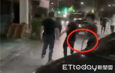 直擊連千毅倉庫181秒「第一視角」暴力現場
