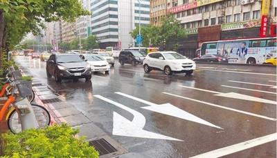 路口右轉易車禍!運研所這招降5成事故率