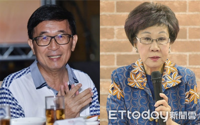 扁不贊成呂秀蓮選總統:韓當選也無所謂?