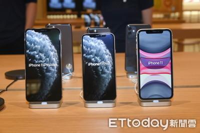 iPhone 11搶手3色人氣爆棚 網購急補貨