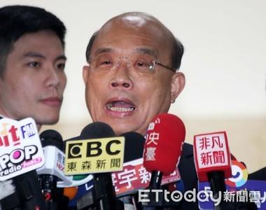國民黨擬推「黑英計畫」 蘇貞昌斥鬧劇:抹黑手法看多了