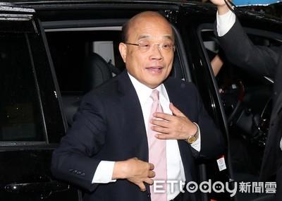 蘇貞昌嗆韓國瑜:中央關心地方又扯政治「卡來卡去說法是鬧劇」