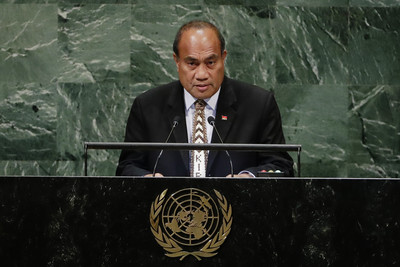 吉里巴斯前總統:政府決定本周與台斷交