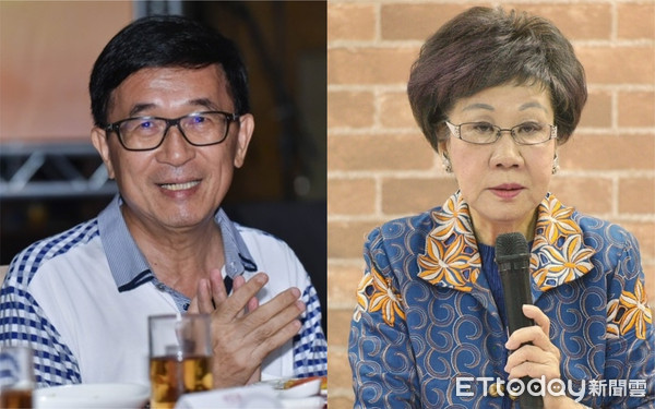 民進黨已寄出邀請卡給陳水扁、呂秀蓮 參加928全代會 | ETtoday
