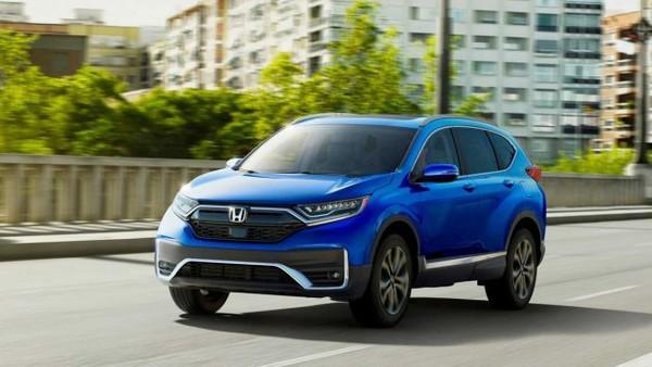 Honda CR-V美國發表小改款車型 追加212匹油電Hybrid車型(圖/翻攝自Honda,以下同)