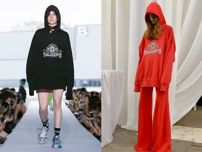 ▲Demna Gvasalia離開Vetements。(圖/翻攝自IG@vetements_officia、@xxxibgdrgn、StockX、達志影像/美聯社)