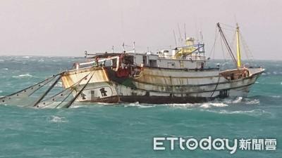 海巡取締14件16艘漁船違規