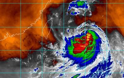 東北風+塔巴環流!北台灣雨襲探21°C