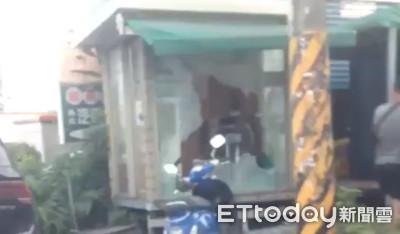 仁武檳榔攤被砸疑似牽扯「直播主之亂」