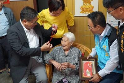 竹縣最多長壽爺奶在竹北 女是男的2倍