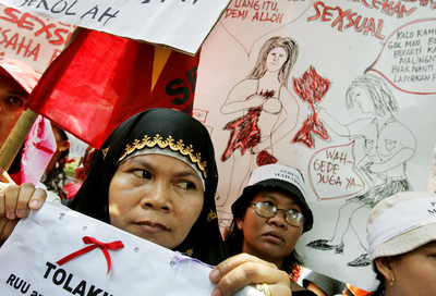 印尼婚外性行為入罪化 外國人也適用