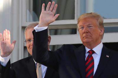 川普:2020大選前無需達成貿易協議