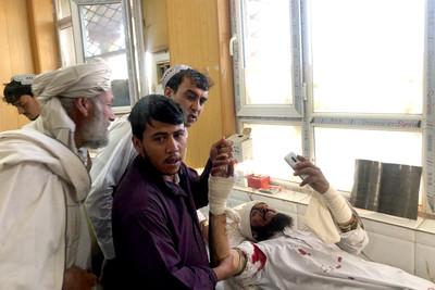 阿富汗醫院爆炸 升至39死140傷